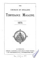 The Church of England Temperance Magazine