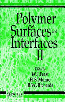 Polymer Surfaces and Interfaces II Book