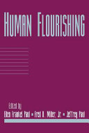 Human Flourishing  Volume 16  Part 1