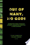Out of Many  No Gods Book
