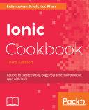 Ionic Cookbook