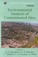 Environmental Analysis of Contaminated Sites