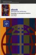 Essentials of International Relations EBook Folder