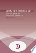 Codifying The National Self