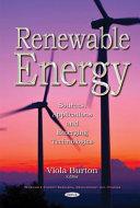 Renewable Energy Book PDF