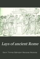 Lays of Ancient Rome with Ivry and the Armada