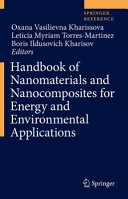 Handbook of Nanomaterials and Nanocomposites for Energy and Environmental Applications