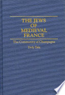 The Jews Of Medieval France