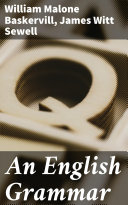 An English Grammar [Pdf/ePub] eBook