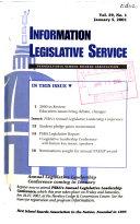 Information Legislative Service