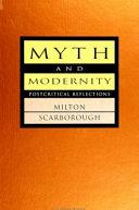 Myth and Modernity