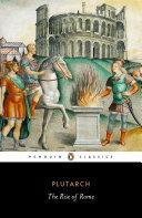 The Rise of Rome Pdf/ePub eBook