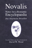 Pdf Notes for a Romantic Encyclopaedia Telecharger