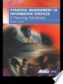 Strategic Management of Information Services Book