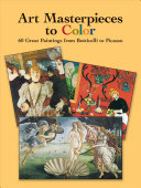 Art Masterpieces to Color