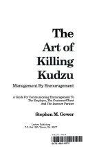 Pdf The Art of Killing Kudzu