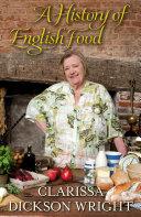 A History of English Food Pdf/ePub eBook