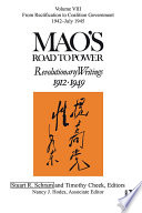 Mao s Road to Power