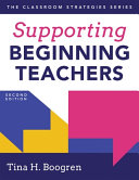 Supporting Beginning Teachers