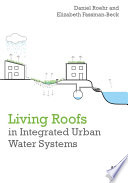 Living Roofs in Integrated Urban Water Systems Book