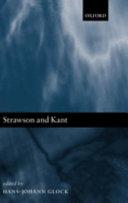 Strawson and Kant