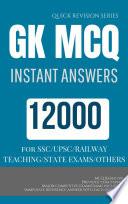 Gk Mcq Previous Year Questions Most Important Faq Gk General Knowledge Sereis Epub Mobile Friendly Format