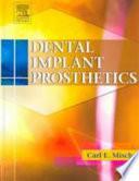 Dental Implant Prosthetics