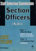 Section Officers (Audit) SSC