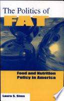 The Politics Of Fat Book PDF