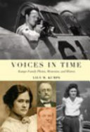 Voices in Time  18  09  2016