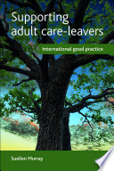 Supporting adult care leavers