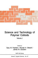 Science and Technology of Polymer Colloids Book