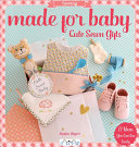 Cute Sewn Gifts for Babies