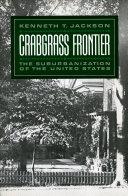 Crabgrass Frontier Pdf/ePub eBook
