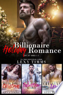Billionaire Holiday Romance Box Set