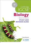 Books - Cam/Ie Biol Study & Rev G | ISBN 9781471865138