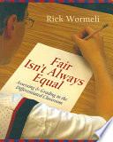 """""""Fair Isn't Always Equal: Assessing & Grading in the Differentiated Classroom"""" by Rick Wormeli"""