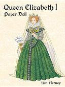 Queen Elizabeth I Paper Doll
