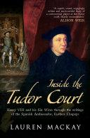 Inside the Tudor Court Pdf/ePub eBook