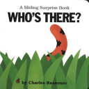 Sliding Surprise Books: Who's There?