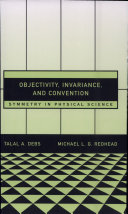 Objectivity  Invariance  and Convention