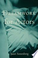Dreamwork for Actors Book PDF