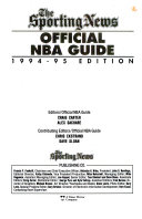 Official NBA Guide, 1994-1995