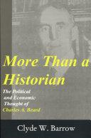 More Than a Historian