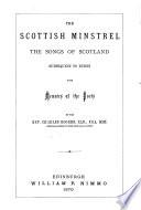 The Scottish Minstrel Book PDF