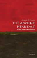 Pdf The Ancient Near East: A Very Short Introduction Telecharger