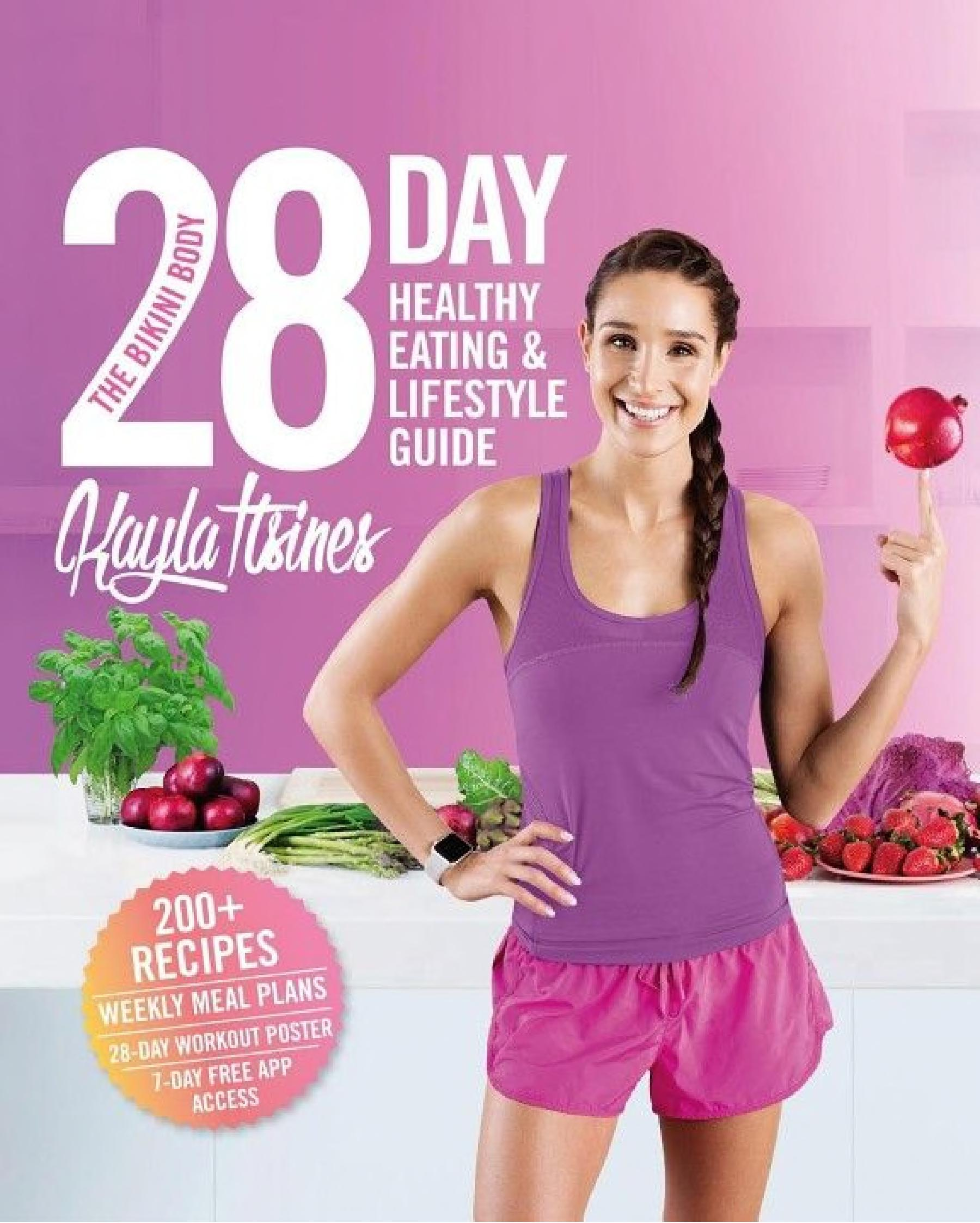The Bikini Body 28 Day Healthy Eating   Lifestyle Guide