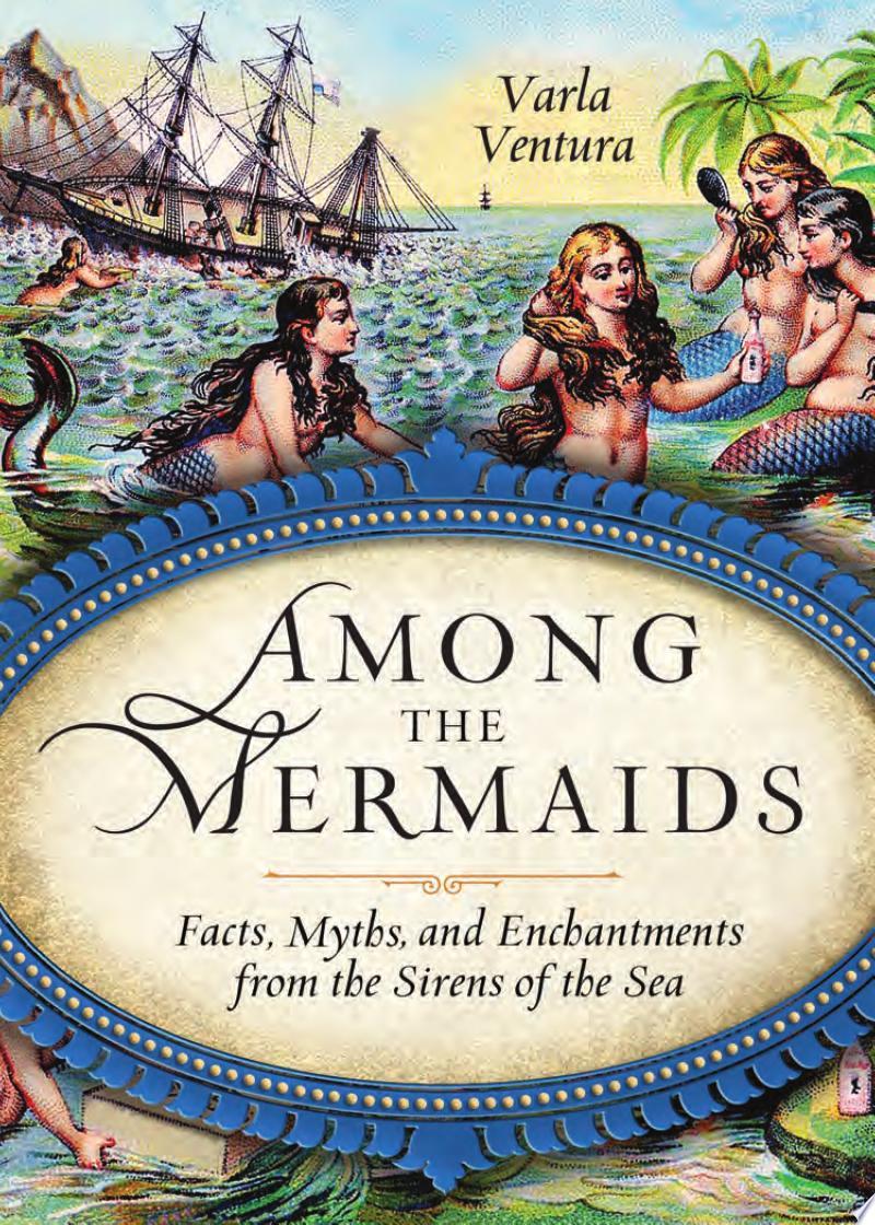 Among the Mermaids banner backdrop