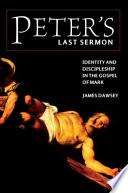 Peter S Last Sermon