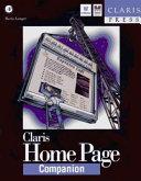 Claris Home Page Companion Book